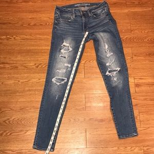 American Eagle Outfitters Jeans - American Eagle outfitters Jeggings size 8 EUC